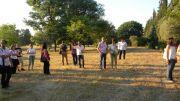 Ξενάγηση από τον Καθ. Κ.Θεοδωρόπουλο στον Δασοβοτανικό Κήπο της Δασολογικής Σχολής του Αριστοτελείου Πανεπιστημίου
