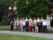 Οι συμμετέχοντες στη Γενική Συνέλευση της FEDENATUR