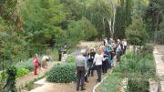Συνέχεια του Βοτανικού Κήπου το Βοτανικό Εκπαιδευτικό Πάρκο, με φαρμακευτικά και αρωματικά βότανα.