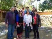 Από την επίσκεψη στο Εκπαιδευτικό Πάρκο της Φιλοδασικής