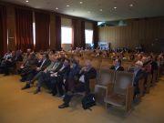 Άποψη της φιλόξενης αίθουσας του ΙΜΔΟ όπου πραγματοποιήθηκε η εκδήλωση