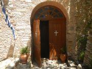 Η κεντρική είσοδος.