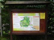 Επεξηγηματική πινακίδα του Πάρκου