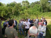 Ενημέρωση από μέλος της ΜΚΟ LIPU για την ορνιθοπανίδα της περιοχής