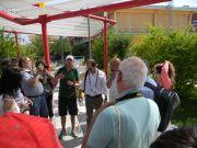 Ενημέρωση για τις φυτεύσεις  στο χώρο της EXPO