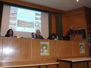 Ο εκπρόσωπος της Φιλοδασικής Δρ Ν.Πάγκας στο βήμα της εκδήλωσης