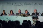 Οι ομιλητές στην κεντρική εκδήλωση του Συνεδρίου